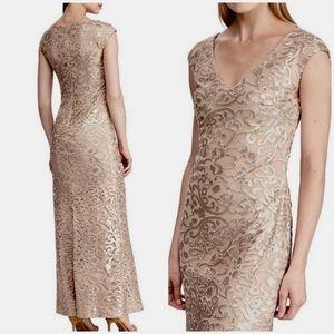 Lauren Ralph Lauren Oswalda Sequin Dress